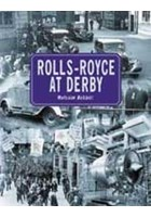 Rolls Royce at Derby