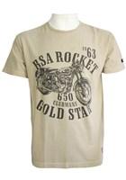 BSA Goldstar T-shirt Stone