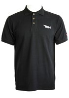 BSA Thunderbolt Polo Black