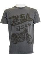 BSA Rocket T-Shirt Indigo