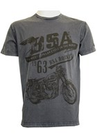 BSA Rocket T-Shirt Indigo