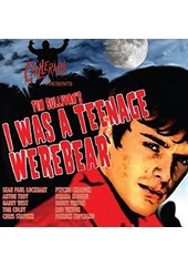 I was a Teenage Werebear CD