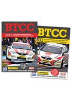 BTCC 2011-2012 DVD Bundle