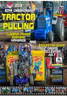 BTPA Championship Tractor Pulling 2018 Rounds 1 & 2 DVD