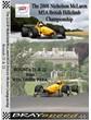 MSA British Hillclimb 2008 Rds 21 & 22 DVD