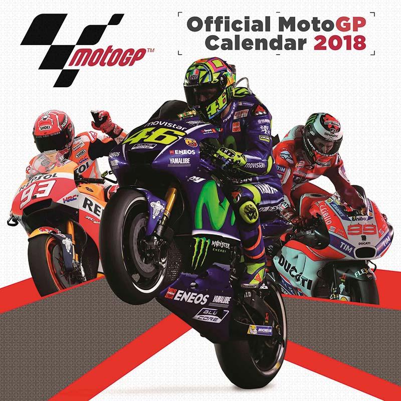 MotoGP 2018 Calendar : Duke Video