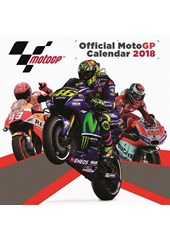 MotoGP 2018 Calendar