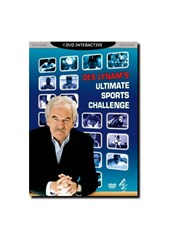Des Lynam's Ultimate Sports Challenge DVD