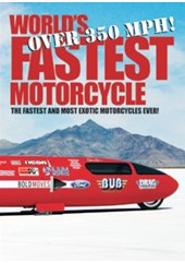 World's Fastest Motorcycles NTSC DVD