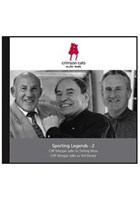 Sporting Legends 2 Stirling Moss Ted Dexter Audio CD