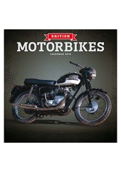 British Motorcycles 2018 Calendar