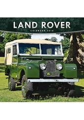 Land Rover 2018 Calendar
