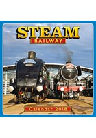 Steam Railway 2018 Calendar