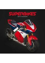Superbikes 2018 Calendar