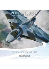 Vulcan to the Sky 2018 Calandar