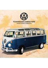 VW Campervan 2018 Calendar
