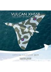 Vulcans to the Sky 2019 Calendar