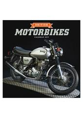British Motorbikes 2019 Calendar