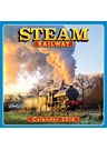 Steam Railways 2016 Calendar