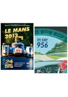 Le Mans 2013 & In Car 956 DVD Christmas Bundle
