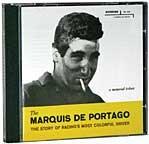 The Marquis DE Portago CD