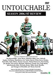 CELTIC UNTOUCHABLE SEASON REVIEW 2006/2007 DVD