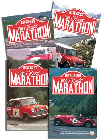 Classic Marathon Rally 1989-1992 bundle - click to enlarge