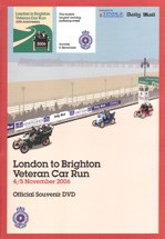 London to Britain 2006 Veteran Car Run DVD