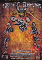 Crusty 15 Blood Sweat & Fears DVD