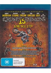 Crusty 15 Blu-ray