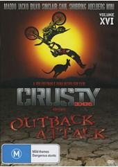 Crusty 16 DVD