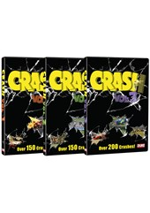Crash Series Vol 1 to 3 DVD