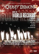Crusty Night of World Records