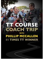 Classic TT 2017 - Coach trip lap of the TT Course with Phillip McCallen
