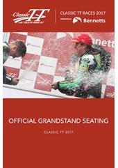 Classic TT 2017 Grandstand Ticket