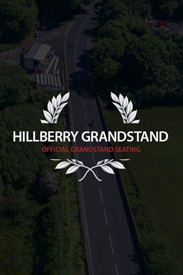 Classic TT 2018 Hillberry Grandstand Ticket - click to enlarge
