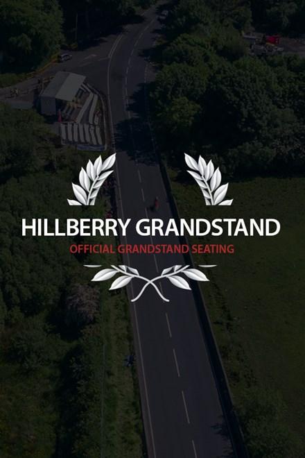 Classic TT 2018 Hillberry Grandstand Ticket