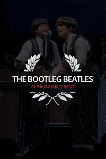 The Bootleg Beatles at the Classic TT Party, Sat 25th Aug - click to enlarge