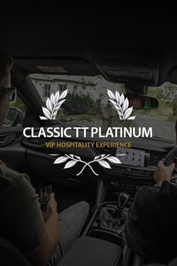 Classic TT 2018 Platinum VIP Experience - click to enlarge
