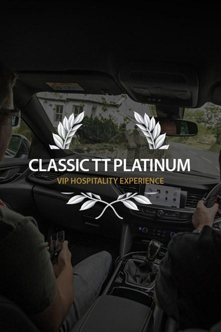 Classic TT 2018 Platinum VIP Experience