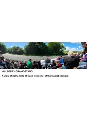Classic TT 2019 Hillberry Grandstand Ticket