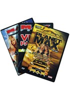 3 Max Power DVDs for Under £10