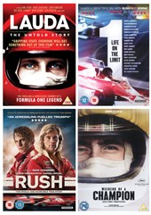 Formula One DVD Special Offer