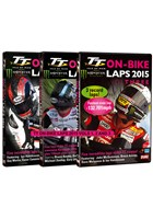 On Bike Laps 2015 3 DVD Bundle
