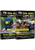On Bike laps 2014 2 DVD Bundle