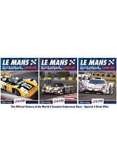 Le Mans Books -  70s 80s & 90s