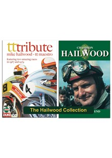 Champion Hailwood & TT Tribute