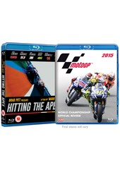 MotoGP 2015 Review & Hitting the Apex Blu-ray bundle