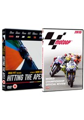 MotoGP 2015 Review & Hitting the Apex DVD bundle