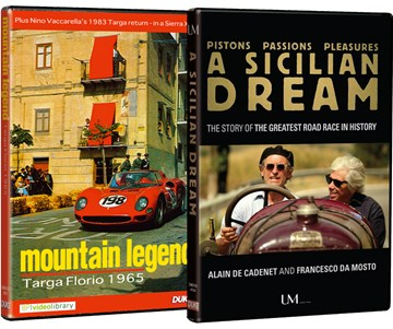 A Sicilian Dream and Mountain Legend: Perfect Partners - click to enlarge